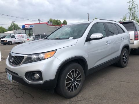 Pre-Owned 2013 Kia Sorento LX Convenience Package, Clean History
