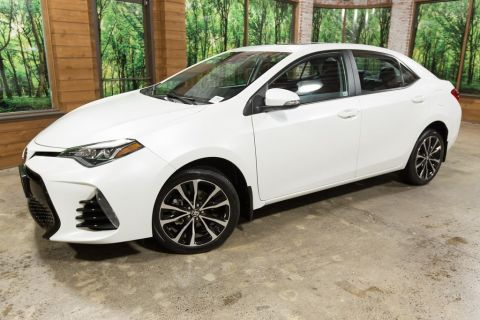 Pre-Owned 2017 Toyota Corolla L Automatic, No Accidents, One Owner