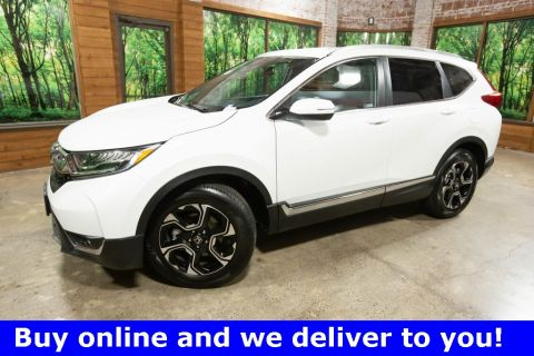 Certified Pre-Owned 2019 Honda CR-V Touring AWD, Certified, Sunroof, Navigation
