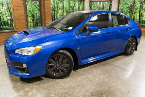 Pre-Owned 2017 Subaru WRX Base 1-Owner, Clean Title/Carfax
