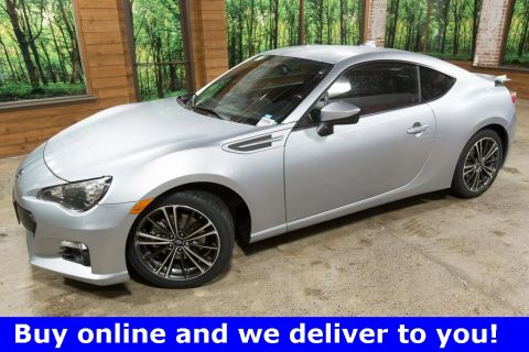 Pre-Owned 2016 Subaru BRZ Limited