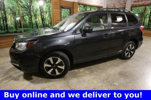 Pre-Owned 2018 Subaru Forester 2.5i Premium AWD, 1-Owner, EyeSight