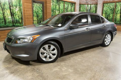 Pre-Owned 2008 Honda Accord EX 2.4