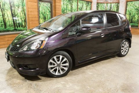 Pre-Owned 2013 Honda Fit Sport 1-Owner, Auto Trans