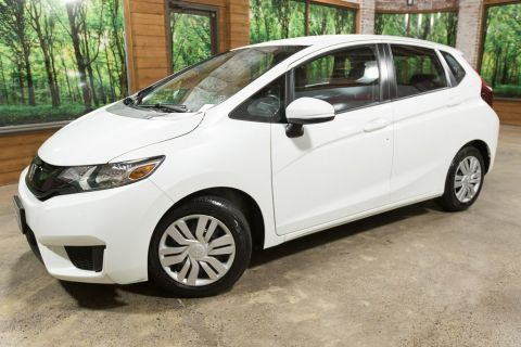 Certified Pre-Owned 2016 Honda Fit LX Certified, 1-Owner, 41 MPG