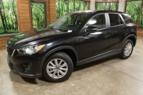 Pre-Owned 2016 Mazda CX-5 Touring AWD, 1-OWNER, SUNROOF, NAVIGATION
