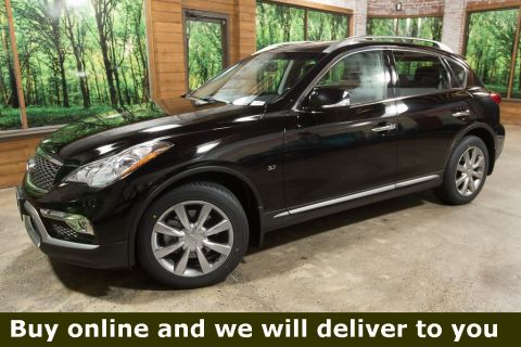 Certified Pre-Owned 2016 INFINITI QX50 AWD, Certified, 1-Owner, Premium Plus Pkg, Sunroof