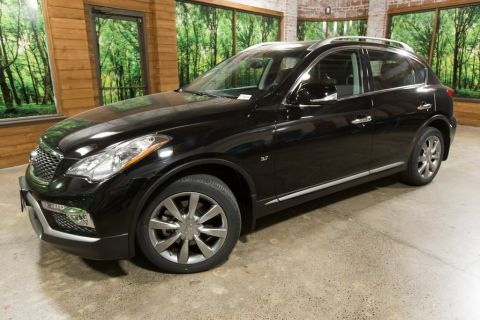Certified Pre-Owned 2016 INFINITI QX50 AWD, Premium Package, Navigation, Sunroof