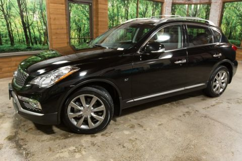 Certified Pre-Owned 2016 INFINITI QX50 Base AWD, Premium Plus Pkg, 1-Owner, CERTIFIED