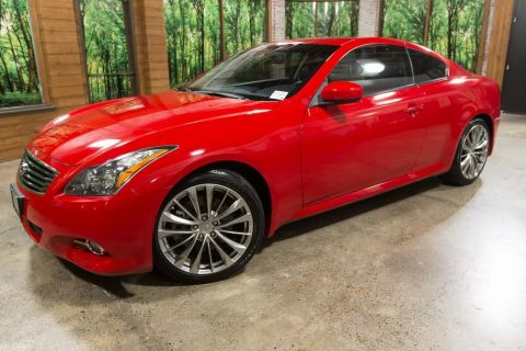 Pre-Owned 2013 INFINITI G37 Journey Navigation, Leather, Heated Seats, Premium
