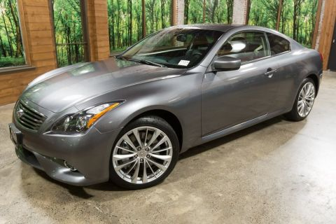 Certified Pre-Owned 2015 INFINITI Q60 Base Navigation, Sport PKG, AWD