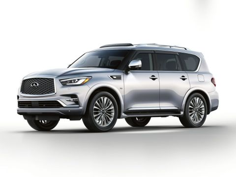 Certified Pre-Owned 2019 INFINITI QX80 LUXE CERTIFIED 1-OWNER, ProASSIST Pkg