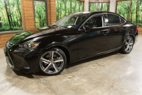 Pre-Owned 2017 Lexus IS 300 AWD, One Owner, No Accidents