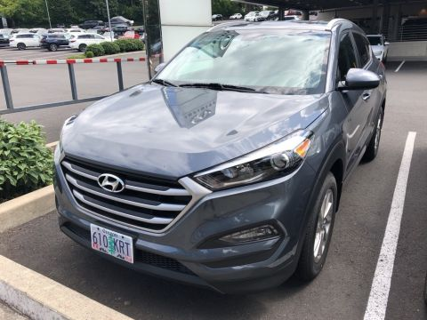 Pre-Owned 2017 Hyundai Tucson SE AWD, 1-Owner