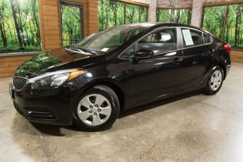 Certified Pre-Owned 2016 Kia Forte LX 1-Owner, Certified, 100k Mile Warranty
