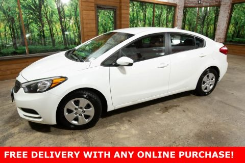 Pre-Owned 2016 Kia Forte LX Clean Carfax, Local Trade