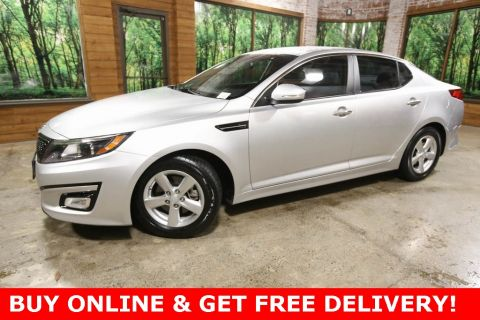 Pre-Owned 2014 Kia Optima LX Local Trade, Automatic, Convenience Plus Pkg