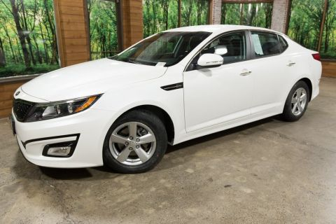 Pre-Owned 2015 Kia Optima LX Bluetooth, Keyless Entry, 1-Owner