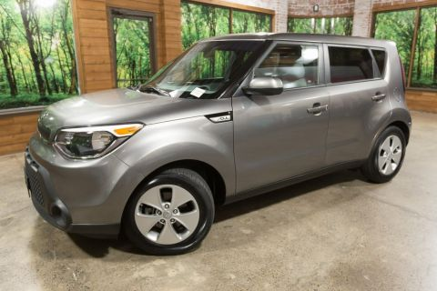 Certified Pre-Owned 2016 Kia Soul Base 1-OWNER, CERTIFIED