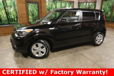 Certified Pre-Owned 2016 Kia Soul Base CERTIFIED, 1-Owner