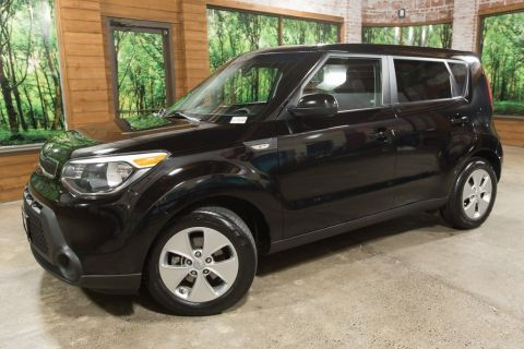 Pre-Owned 2014 Kia Soul Base 1-Owner