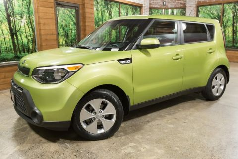 Certified Pre-Owned 2015 Kia Soul Base 1-Owner Automatic