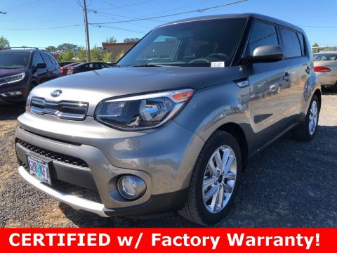 Certified Pre-Owned 2017 Kia Soul Plus 1-Owner, CERTIFIED, Local Beaverton Car