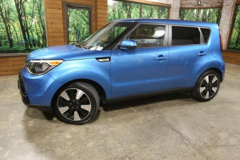 Certified Pre-Owned 2016 Kia Soul Plus Designer Package, 1-Owner, CERTIFIED