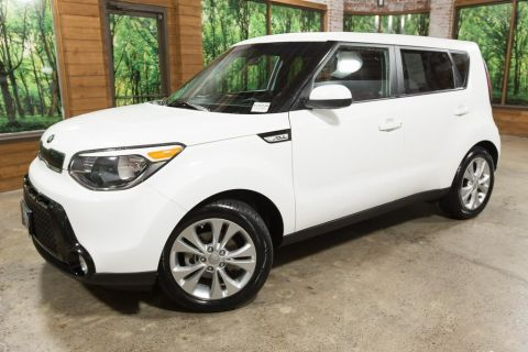 Certified Pre-Owned 2016 Kia Soul Plus (Clean Carfax, Clean Title)