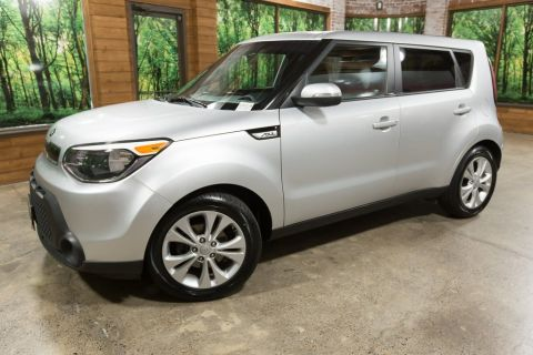 Pre-Owned 2014 Kia Soul Plus LOCAL CAR w/ Lots of Service Records