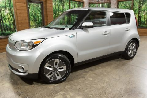 Certified Pre-Owned 2017 Kia Soul EV Base 1-Owner, Certified, Navigation