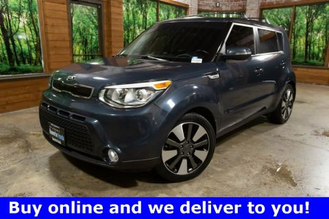 Pre-Owned 2015 Kia Soul Exclaim 1-Owner