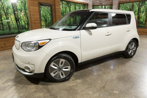 Pre-Owned 2017 Kia Soul EV Plus