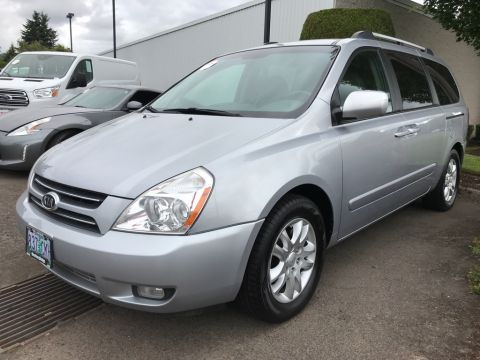 Pre-Owned 2006 Kia Sedona EX AS-IS