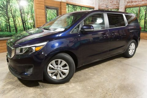 Certified Pre-Owned 2018 Kia Sedona LX 1-Owner, Certified, Clean Carfax