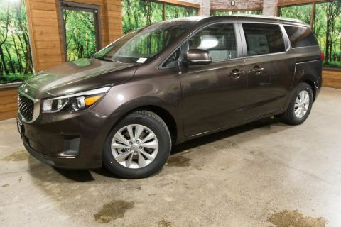 Certified Pre-Owned 2018 Kia Sedona LX CERTIFIED, Technology Pkg, Essentials Premium Pkg