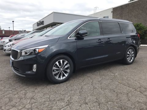 Pre-Owned 2016 Kia Sedona SX One Owner, Navigation, Leather, Local Trade!