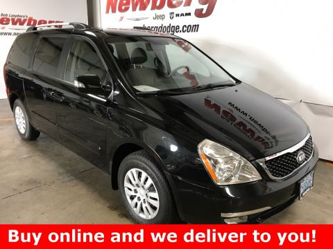 Pre-Owned 2014 Kia Sedona LX One Owner, Captain Chairs, LOW Miles