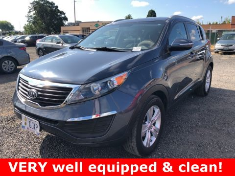Pre-Owned 2011 Kia Sportage LX with Navigation and Convenience Package