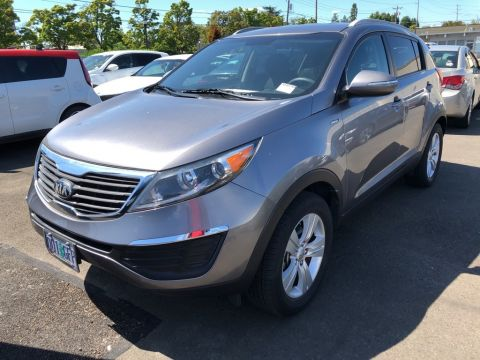 Pre-Owned 2013 Kia Sportage LX AWD, Convenience Package