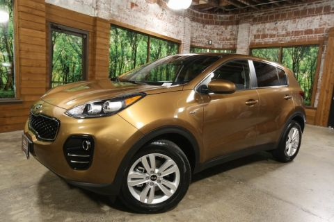 Certified Pre-Owned 2019 Kia Sportage LX AWD, 1-Owner, CERTIFIED