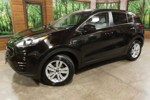 Pre-Owned 2017 Kia Sportage LX All-Wheel-Drive, 1-Owner, Local Beaverton SUV