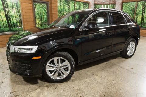 Pre-Owned 2018 Audi Q3 2.0T Premium Plus quattro
