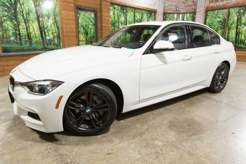 Pre-Owned 2016 BMW 3 Series 340i M Sport, 1-Owner, Cold Weather Pkg, Driver Assist