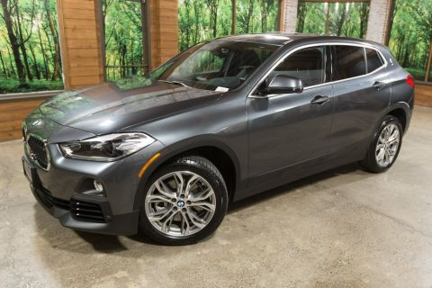 Pre-Owned 2018 BMW X2 xDrive28i 1-Owner, Panoramic Sunroof, Power Liftgate
