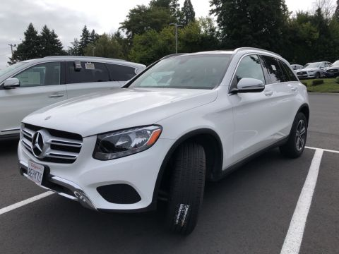 Pre-Owned 2018 Mercedes-Benz GLC GLC 300 4MATIC®