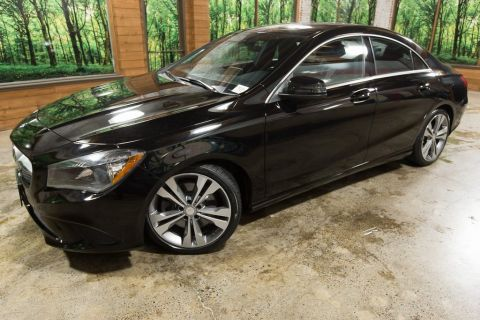 Pre-Owned 2016 Mercedes-Benz CLA CLA 250 Turbo, Clean Carfax, Heated Seats