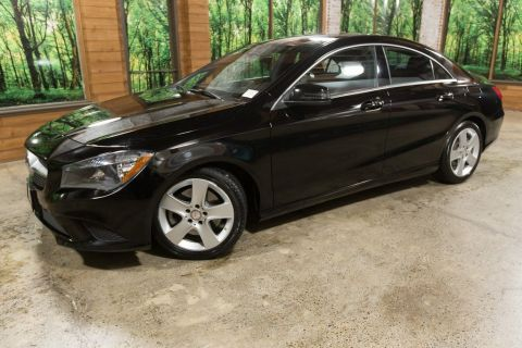 Pre-Owned 2016 Mercedes-Benz CLA CLA 250 One Owner, Heated Seats, No Accidents