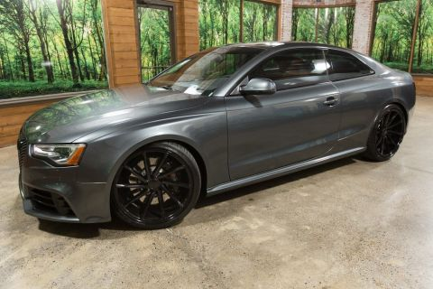 Pre-Owned 2014 Audi RS 5 4.2 quattro, Custom 503 MOTORING Build, Sunroof, Navi