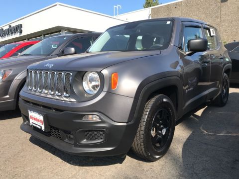 Pre-Owned 2016 Jeep Renegade Sport 1-Owner, Clean Carfax, Clean Title